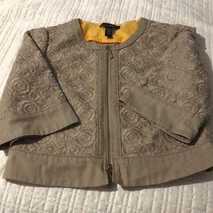Laundry Beige jacket